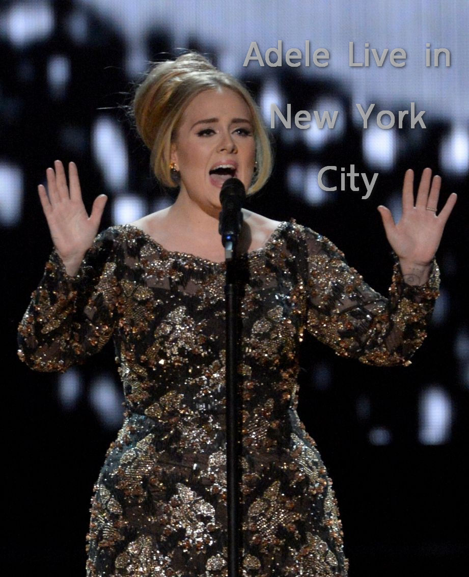 Adele: Live in New York City NBC Special (2015)