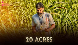 20 Acres of Maize Crops for Bahubali