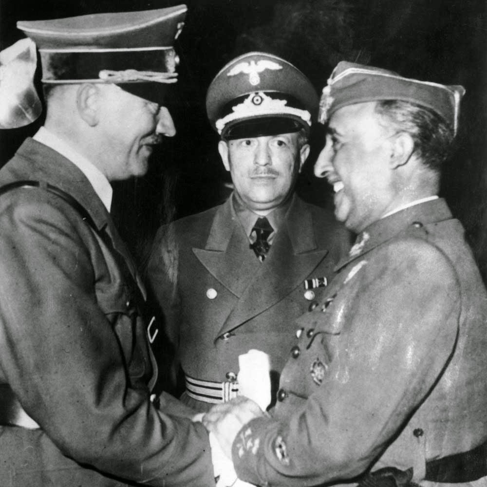 adolf hitler and nazism Under the leadership of adolf hitler (1889-1945), the national socialist german workers' party, or nazi party, grew into a mass movement and ruled germany through totalitarian means from 1933 to.