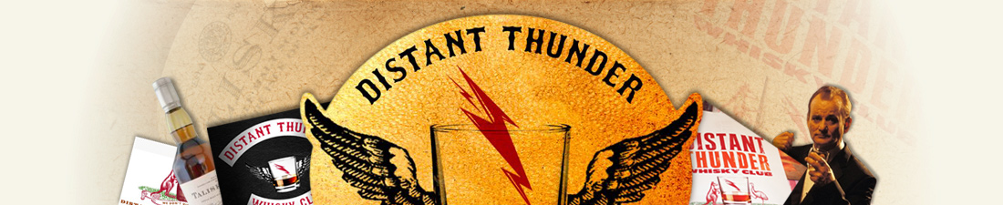 The Distant Thunder Whisky Club