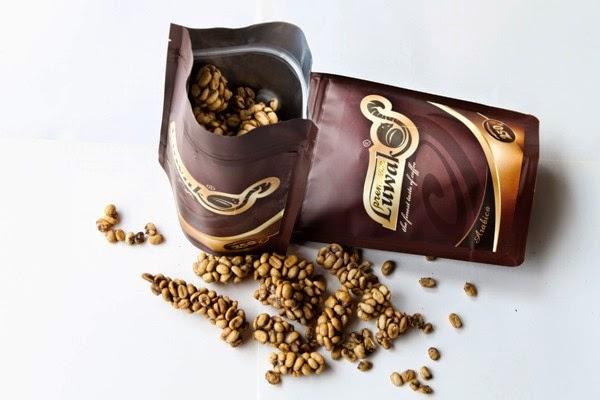 Kopi Luwak - O café mais caro do mundo.