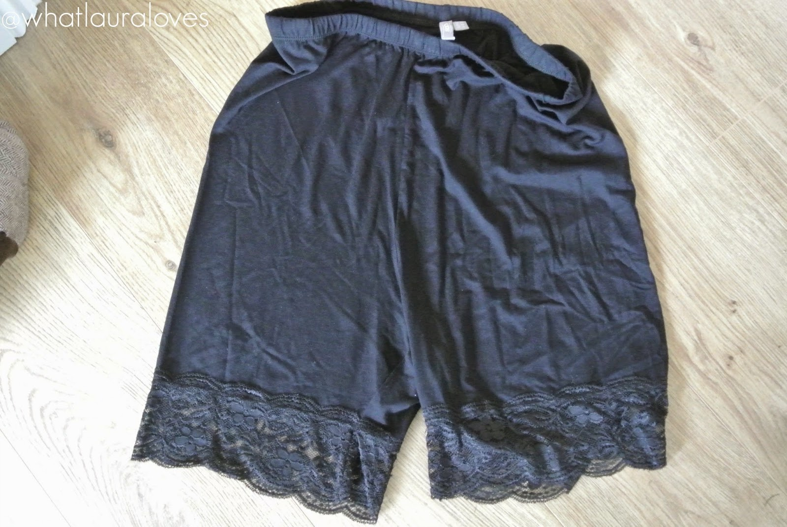 ASOS Lace Legging Shorts