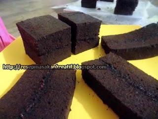 resep cara membuat kue bolu kukus coklat