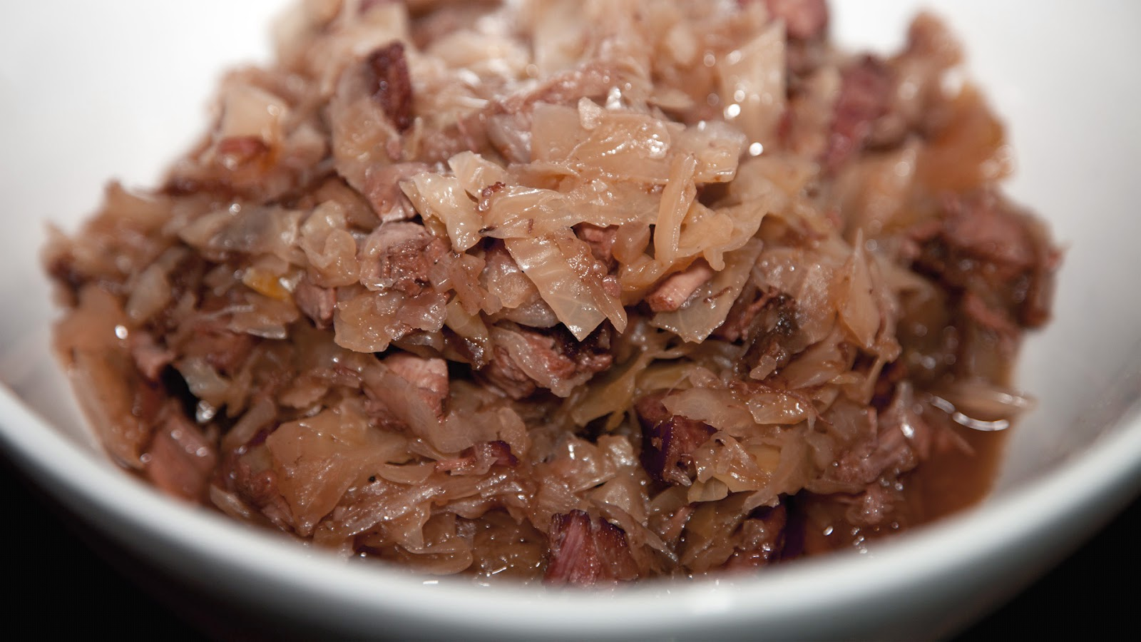 Hunter's Stew - Bigos - Ania's Polish Food Recipe #26 | In Ania's...