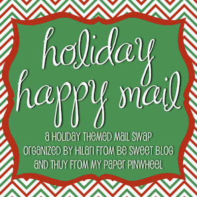 Holiday Happy Mail