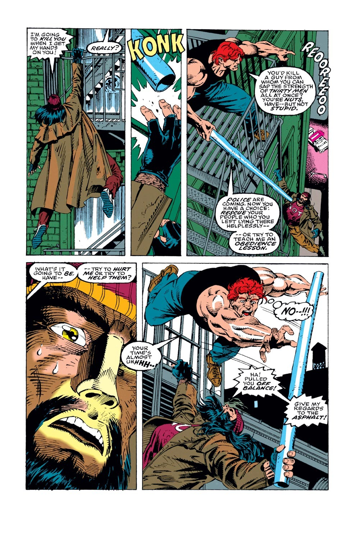 Captain America (1968) Issue #418 #367 - English 21