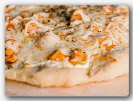 resep cheezy chicken pizza