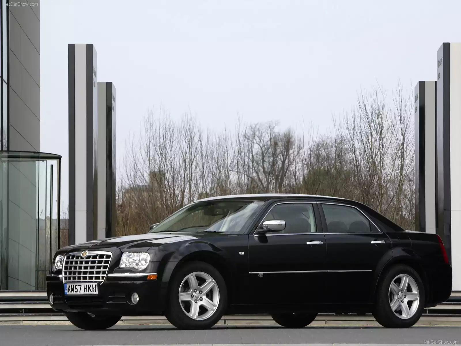 Hình ảnh xe ô tô Chrysler 300C UK Version 2008 & nội ngoại thất