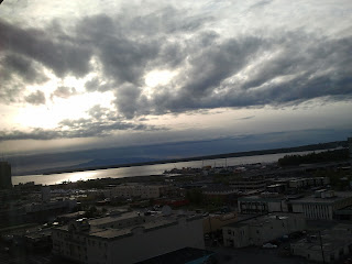 Alaska daylight