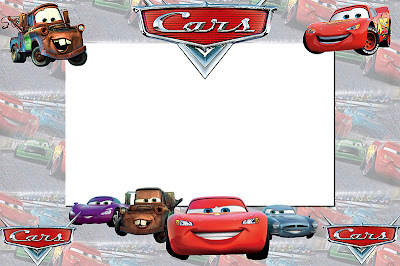 Cars Free Printable Party Invitations – Printable Cars Birthday Invitations