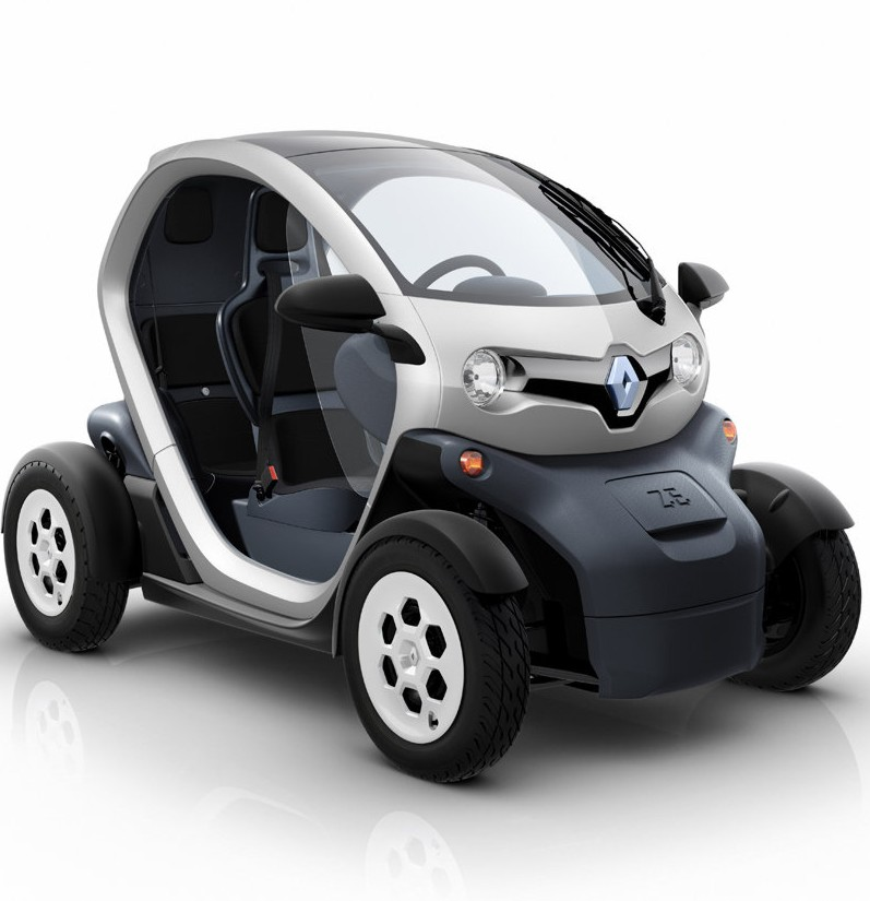 renault twizy un elettrica a met tra auto e scooter. Black Bedroom Furniture Sets. Home Design Ideas