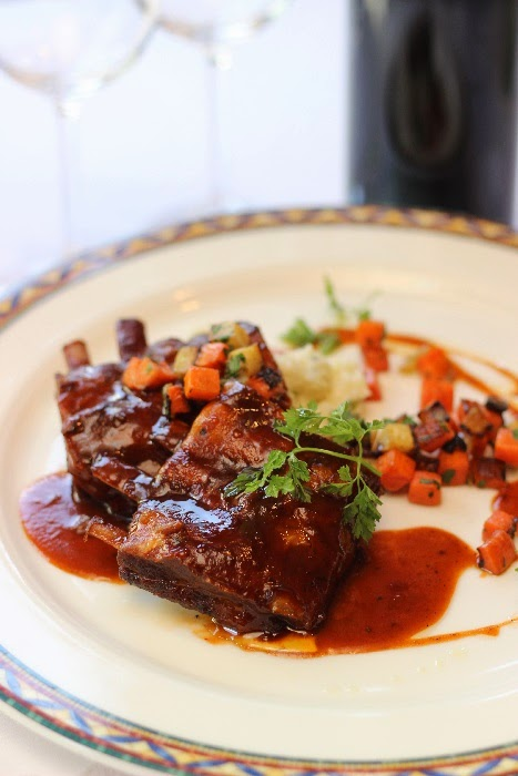 Lamb Ribs With Honey And Wine Recipes — Dishmaps