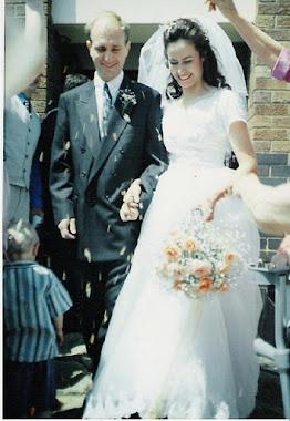 Ek en my bruid Jacolette