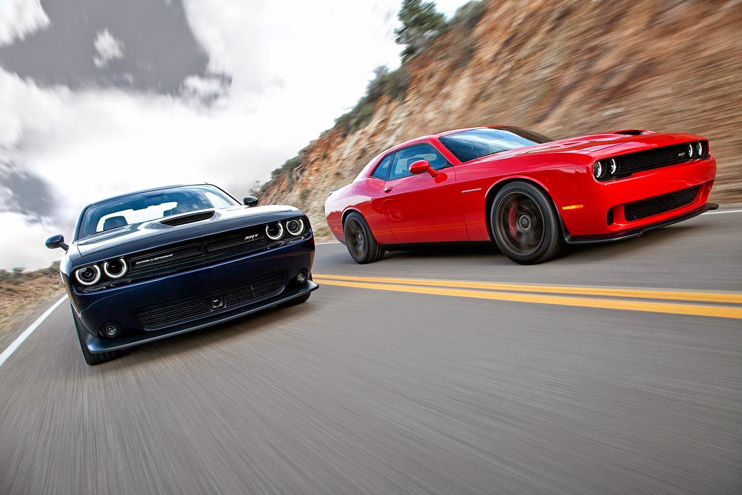 The Dodge Challenger Srt Hellcat The New King Of Muscle