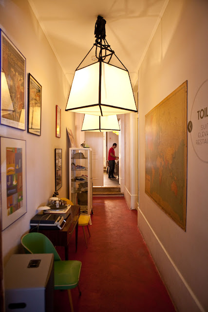 The Independente Hostel, Lissabon, Foto: Shanna Jones