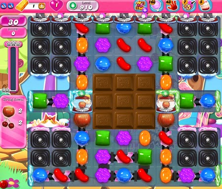 Candy Crush Saga 910