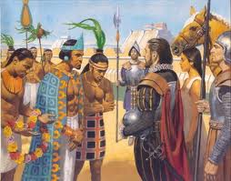 Image result for conquista de tenochtitlán