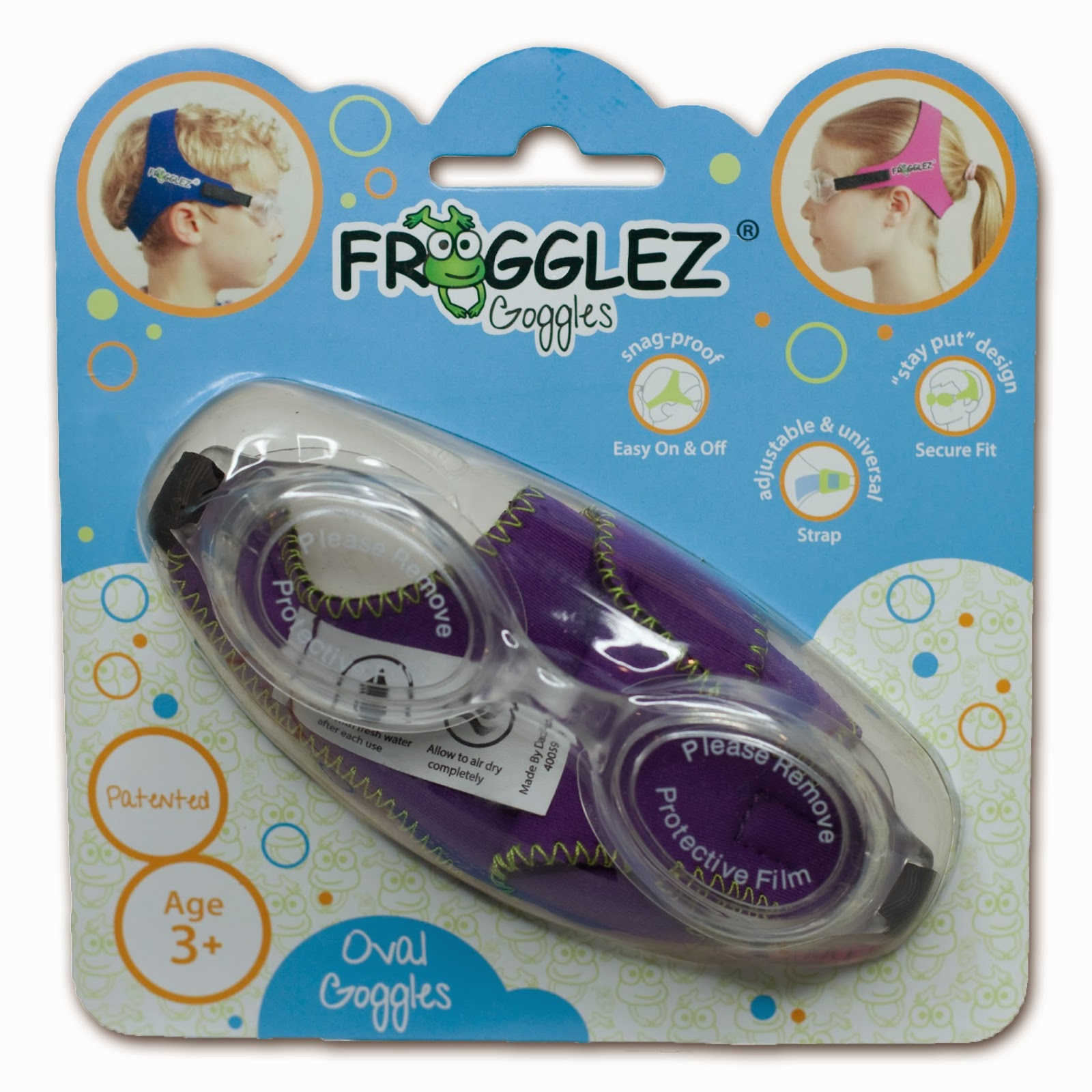 Frogglez Goggles