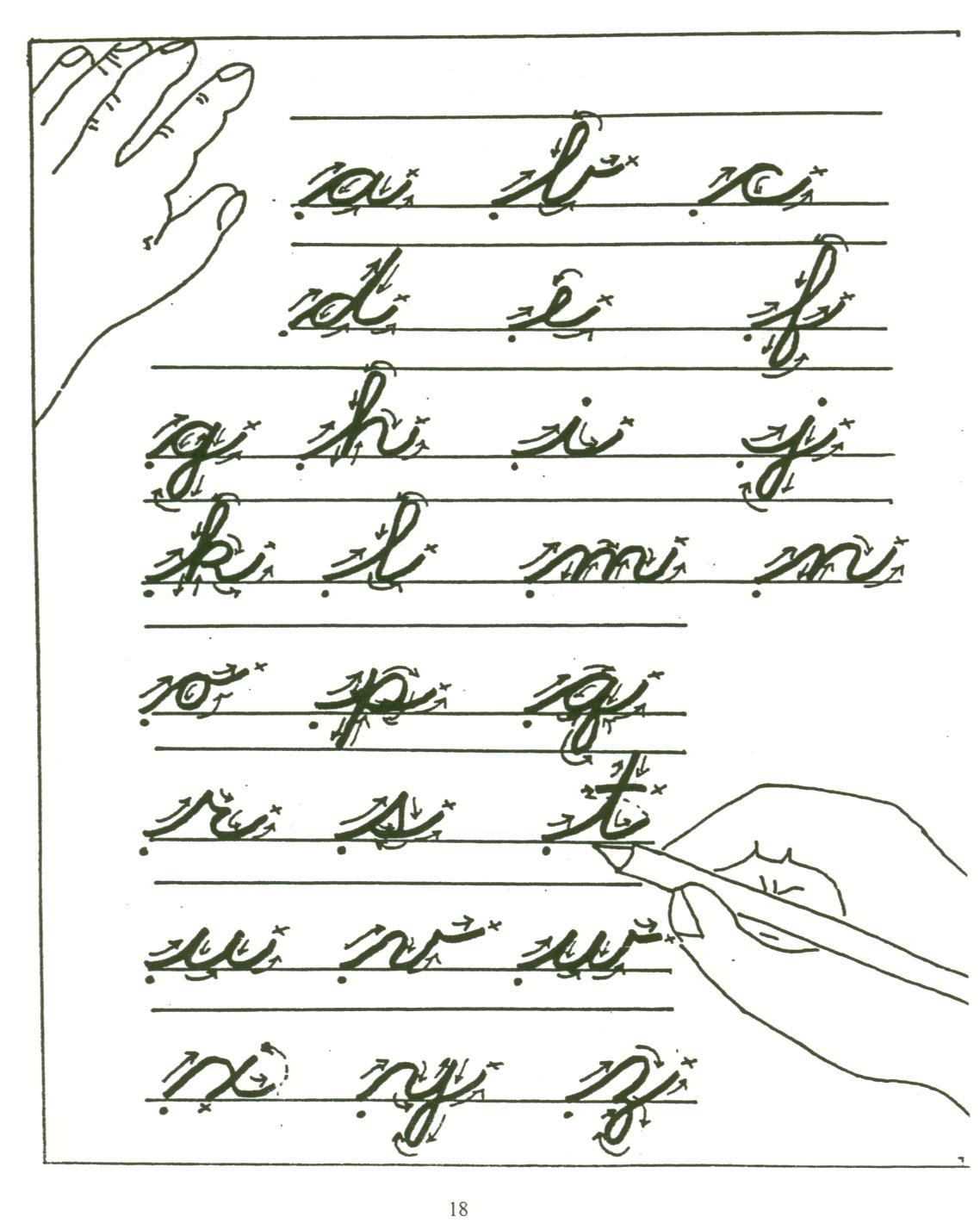 how to cursive writing Teaching cursive writing is an exciting time for students and fun to teach if your school or district hasn't adopted a specific writing program, research the two major styles next, become.