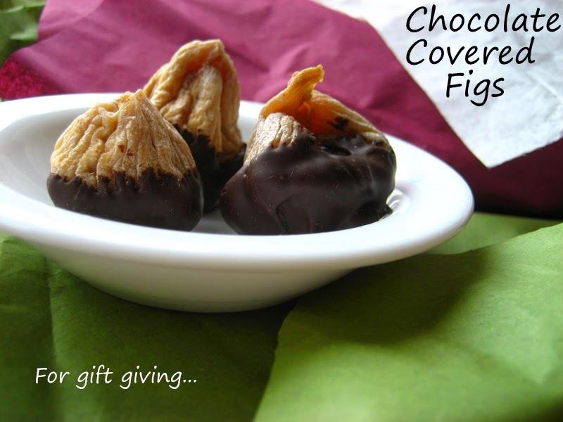 Chocolate Covered Figs Trader Joe