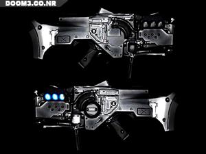 Doom 3 BFG Edition Plasma Gun