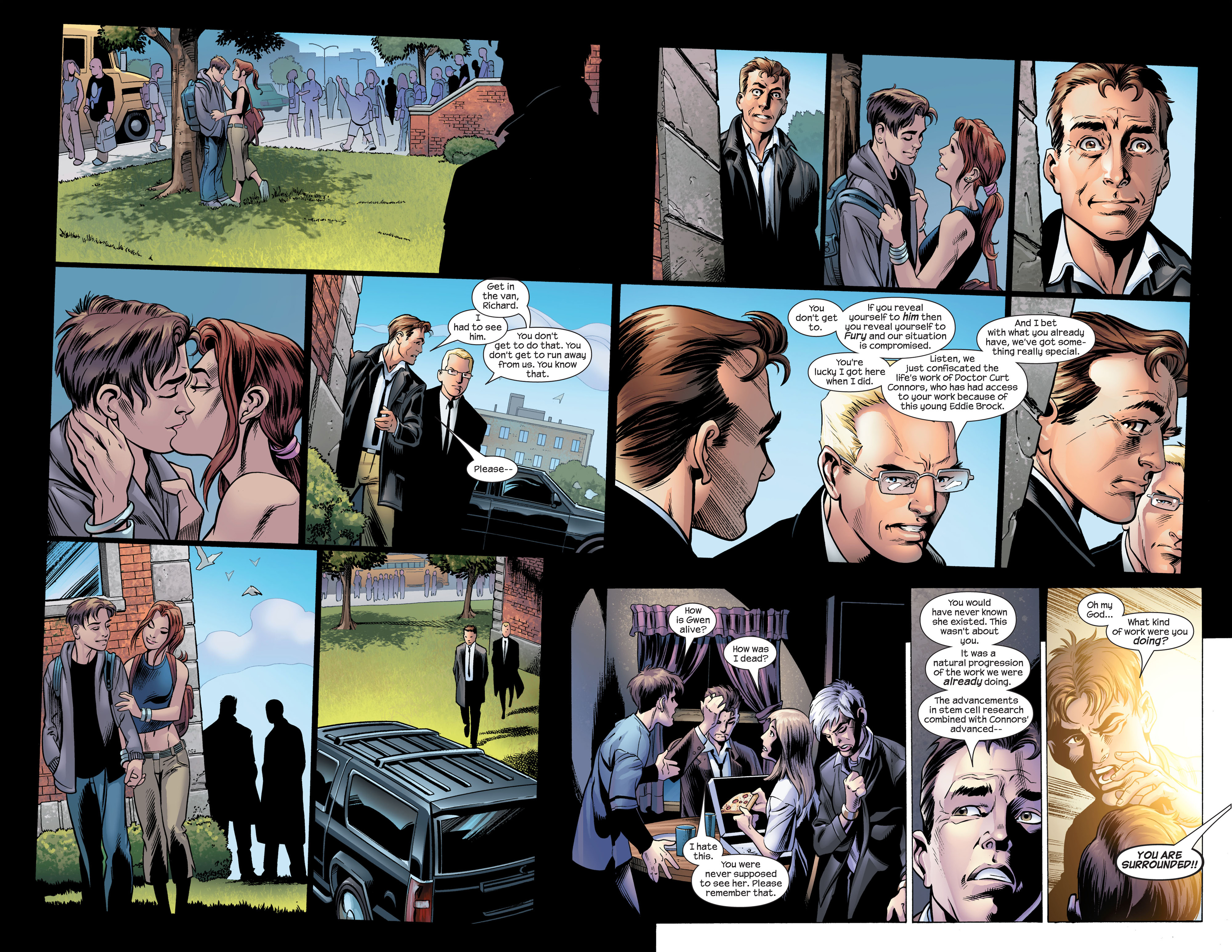 Ultimate Spider-Man (2000) Issue #100 #104 - English 23
