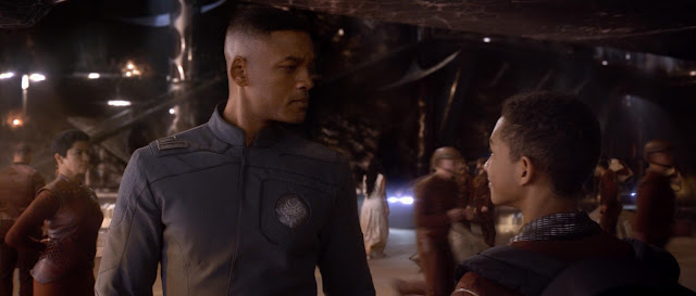 after earth, screenshot, movie review