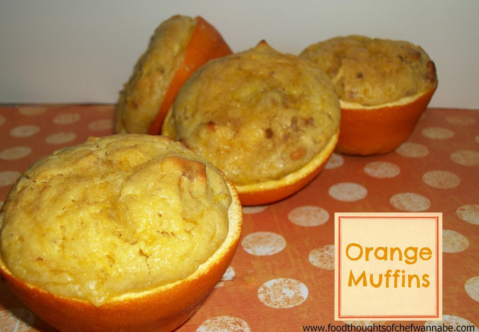 orange walnut muffins. Black Bedroom Furniture Sets. Home Design Ideas