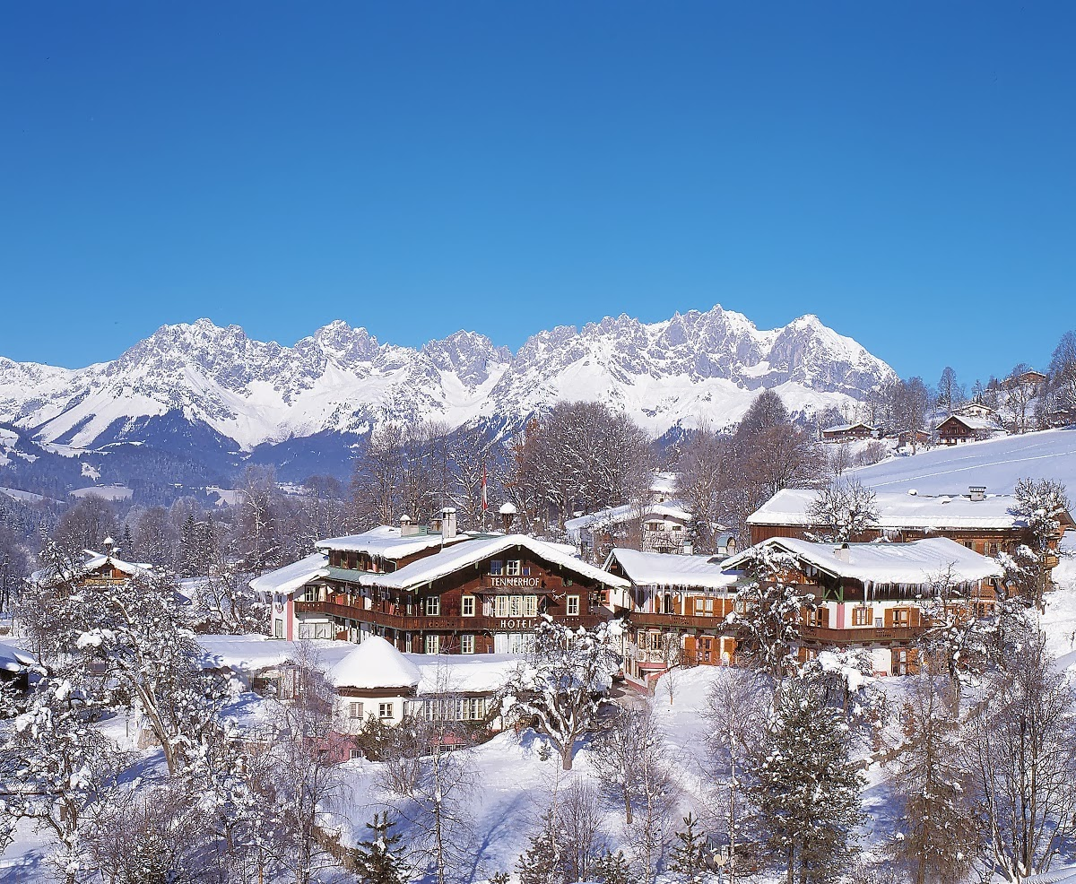 Kitzbuhel Austria  City new picture : Passion For Luxury : Tennerhof Hotel Kitzbuhel, Austria