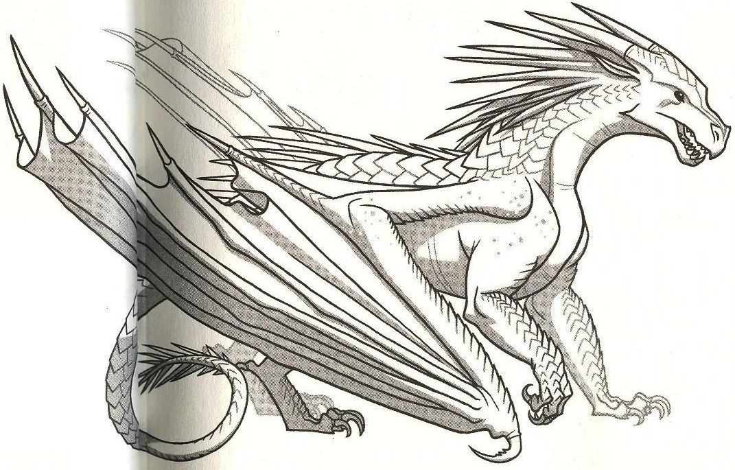 wings of fire rpg blog