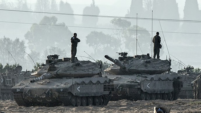 YAHUDI ISRAEL SUDAH SIAP SEDIA TENTERA DARAT UTK SERANG PLASTIEN DI BULAN RAMADHAN NEGARA YG MENGAKU ISLAM BILA HENDAK BANTU SAUDARA SESAMA ISLAM LAGI