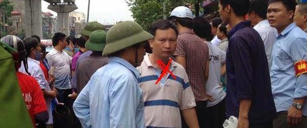 Việt gian đàn áp dân oan Dương Nội