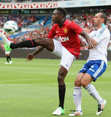 Welbeck Man Utd 2012