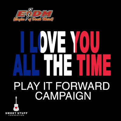 "EAGLES OF DEATH METAL ""I Love You All the Time"" (Play It Forward Campaign)"