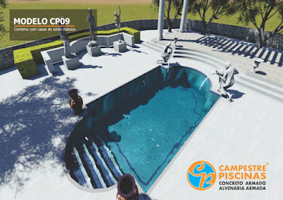 piscinas luxuosas