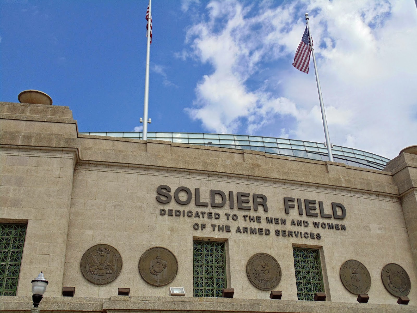 Illinois and Northwestern will play at Soldier Field in Chicago in 2015, 2017, and 2019.