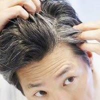 mengatasi rambut uban