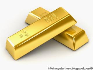 Harga Emas Hari Ini Juni 2012