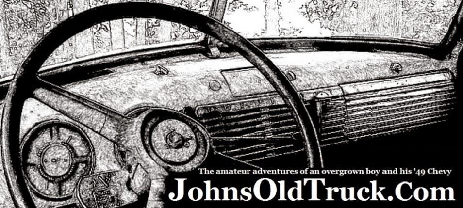 John's Old Truck