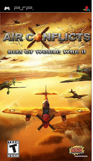 Air Conflicts USA Full - Aces OF World War II PSP