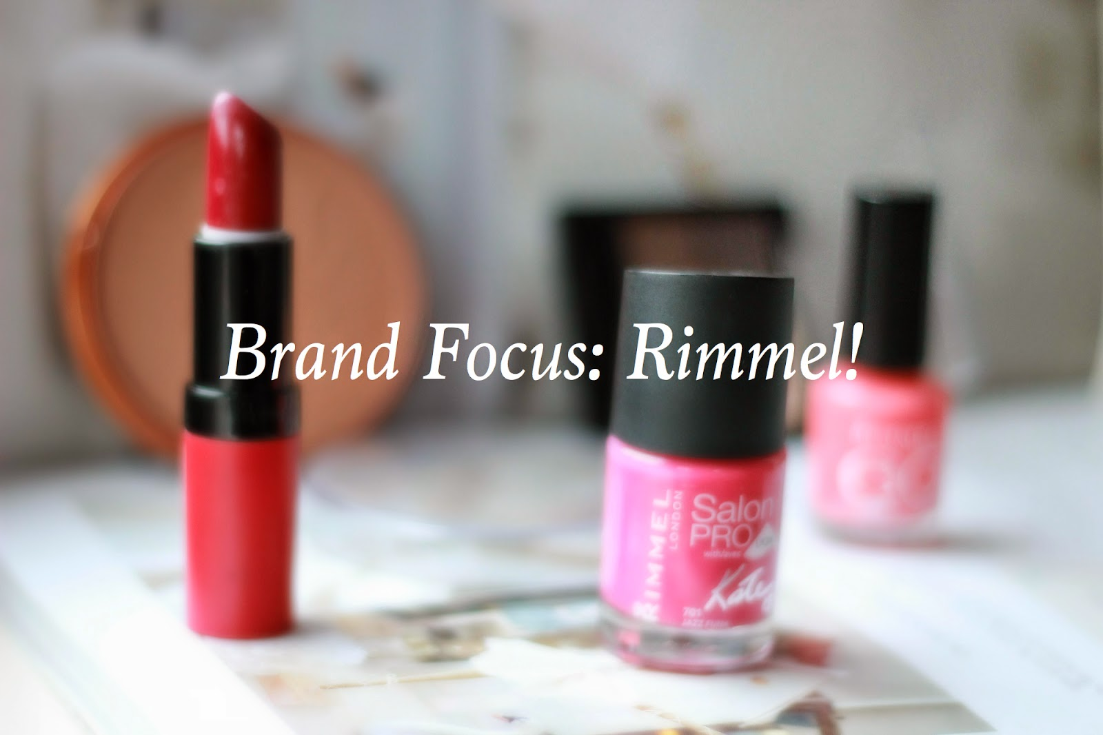 brand focus rimmel london, favoriete producten rimmel london