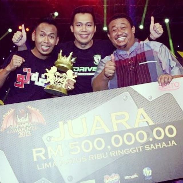 Sepahtu | Juara Maharaja Lawak Mega 2013