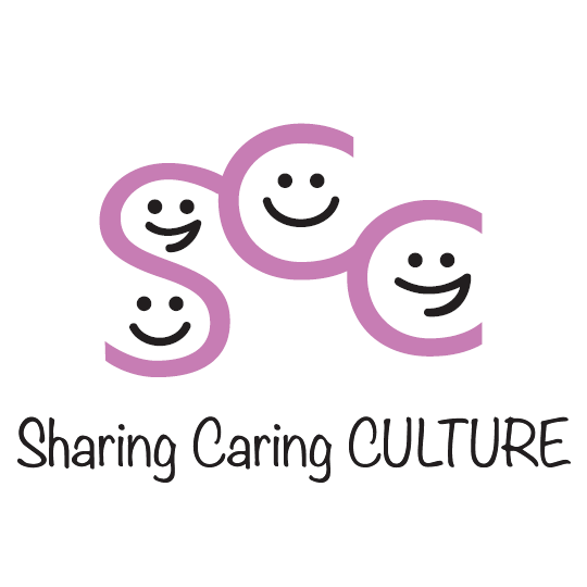 Sharing Caring CULTURE ロゴ