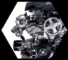 DI-D Common Rail Engine Mitsubishi Pajero Pekanbaru Riau