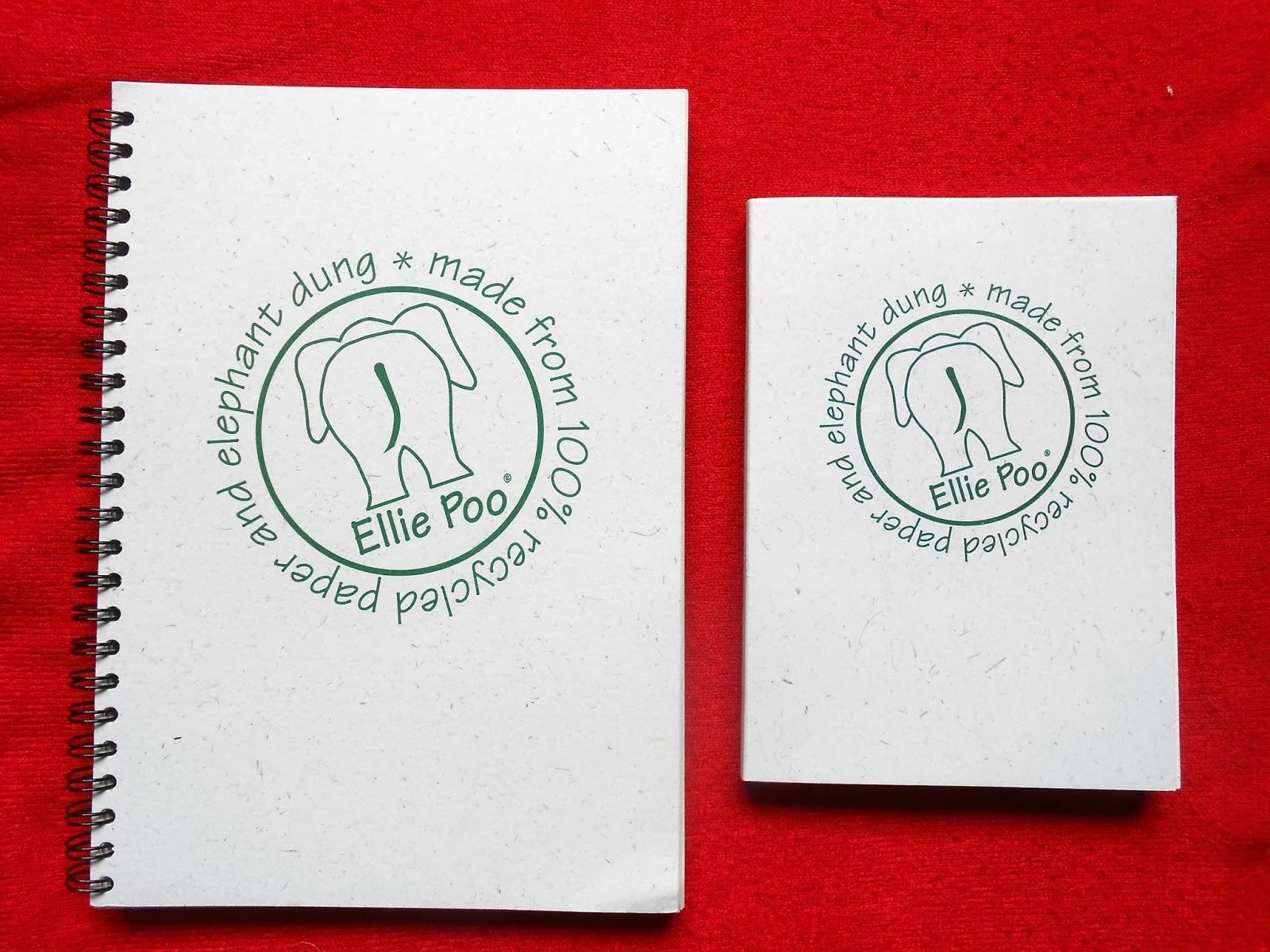 Ellie Poo Notebook & Pad