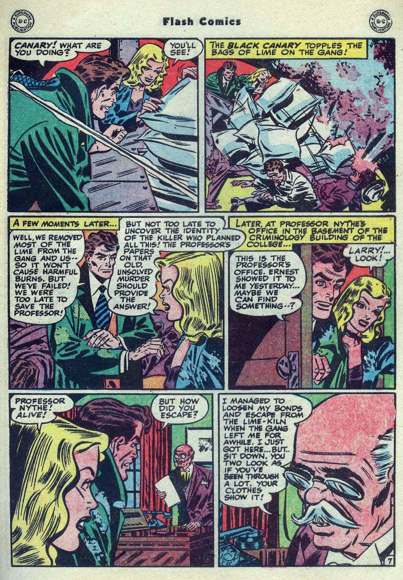Flash Comics Issue #104 #104 - English 47