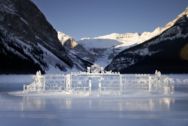 Banff Snow Days & Ice Magic Festival Photography