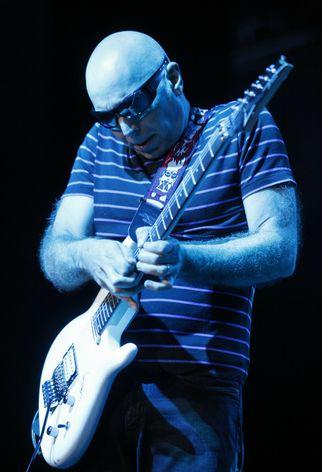 G3 Gira 2012 Joe Satriani
