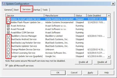 Cara Mempercepat Proses Kerja Laptop Windows 7