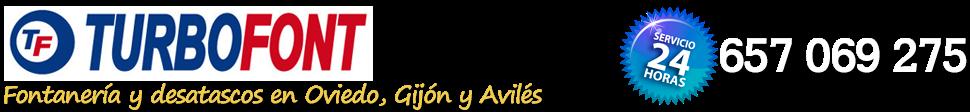 FONTANERO EN OVIEDO, GIJÓN Y AVILÉS | PRESUPUESTO GRATIS